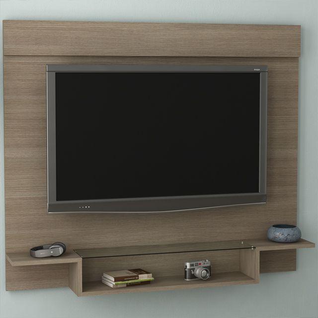 mueble bajo tv suspendido