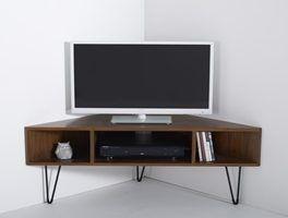 muebles tv esquineros