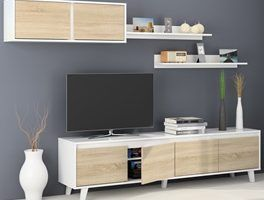 muebles tv conforama