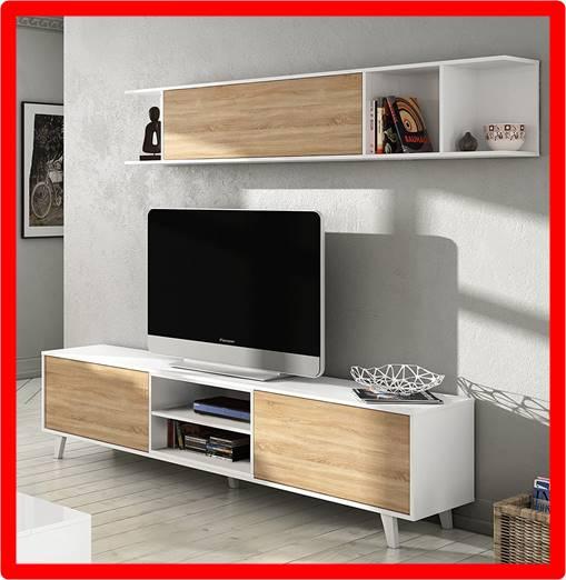 mueble para televisión 180 cm