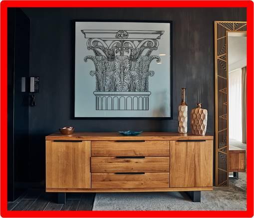 Mueble para tv alto