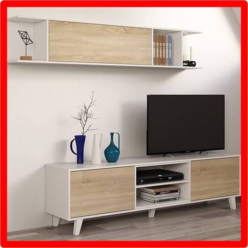 muebles para tv con patas