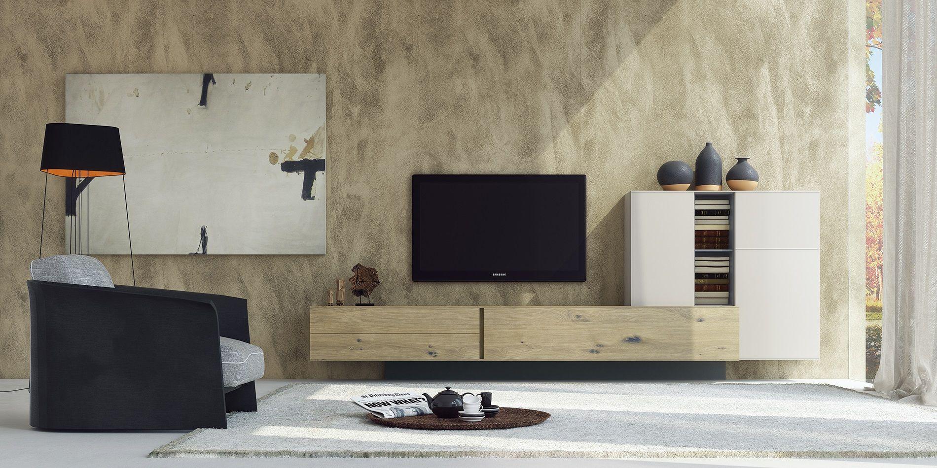 mueble para tv colgante precios
