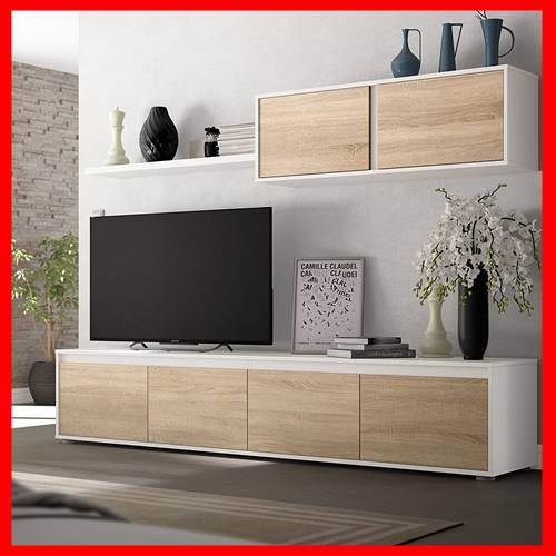 mueble tele modular
