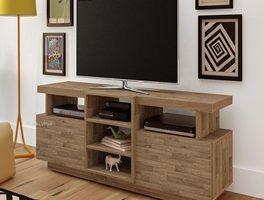 muebles tv rusticos