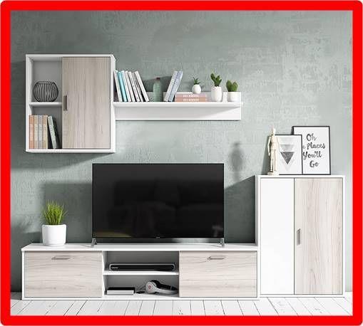Mueble de televisión Conforama