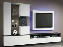 mesas modulares tv