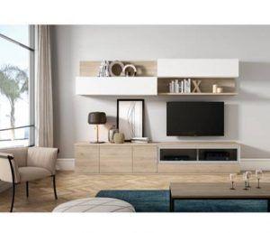 Mueble tv madera el corte inglés