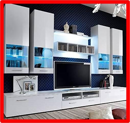 2,5m muebles bonitos Mueble de sal/ón Claudia Mod.6