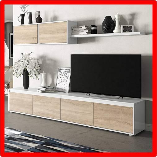 Mueble de televisor Conforama