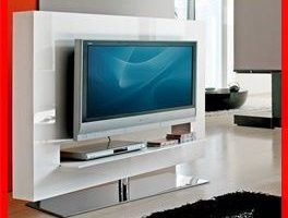 mesas tv giratorias