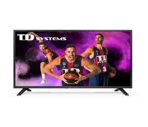 tv 40 pulgadas td systems