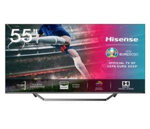 """televisión hisense 55"""" 55U7QF"""